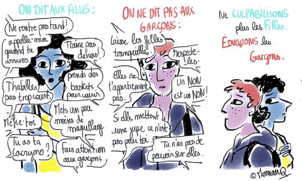 dessin monsieur Q
